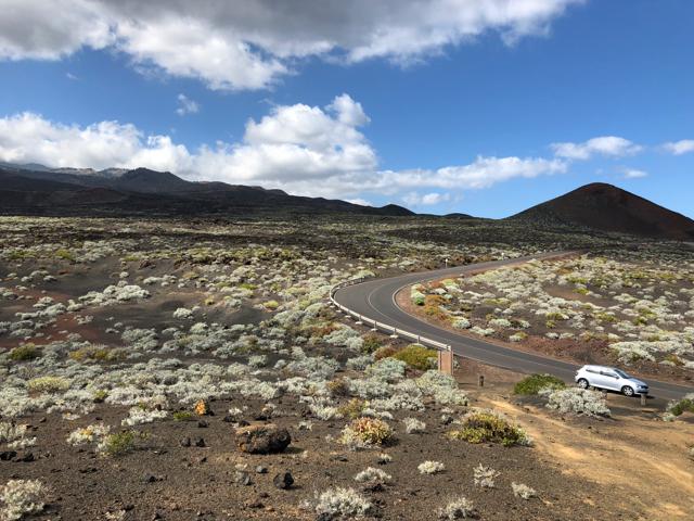 El Hierro's volcanic side