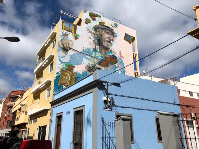 Santa Cruz street art