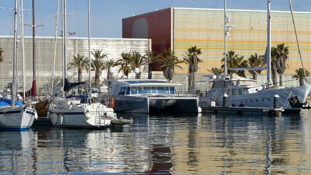 The Solarwave 62 in Cartagena