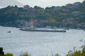 Kalamos harbour
