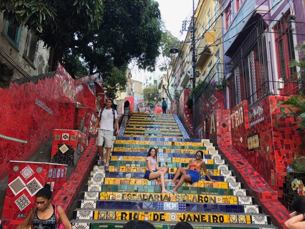Colorful Santa Teresa