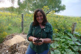 Alda's healthy soil