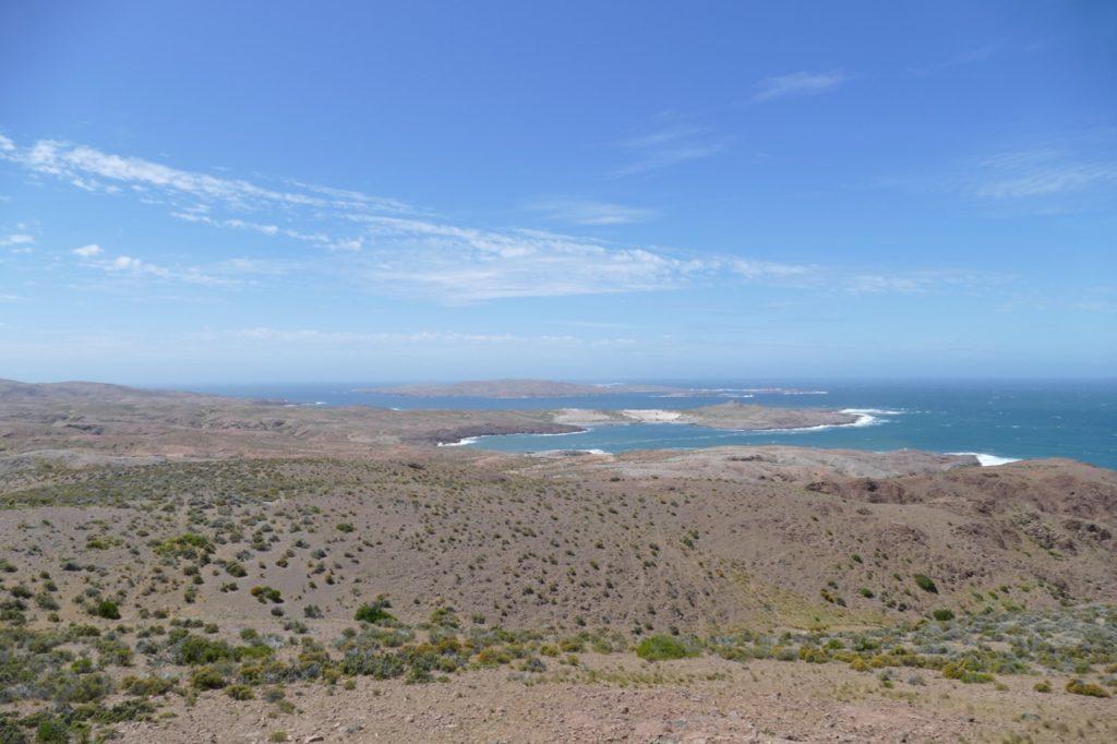 Barren landscapes
