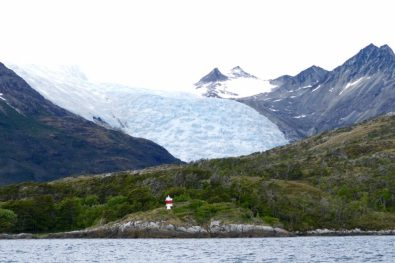 Awesome glacier view from Beagle Channel