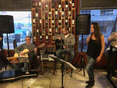 Farewell Annemiek & Lars night with live music