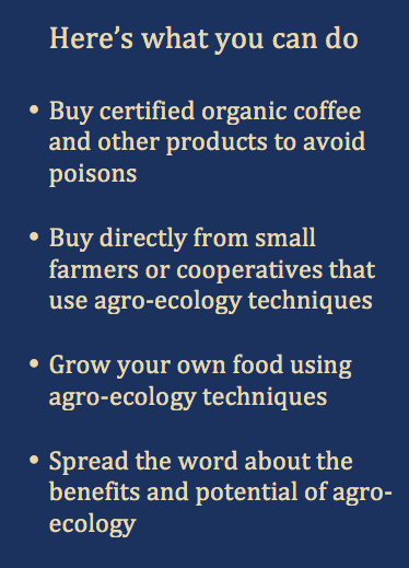 Here's what you can do - Natural Coffee
