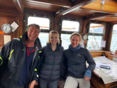 Touring the beautiful Europa with Leentje and Janke