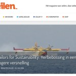 21 Sailors for Sustainability at Zeilen about Reforestation 20190725
