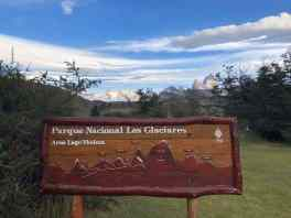 National Park Los Glaciares