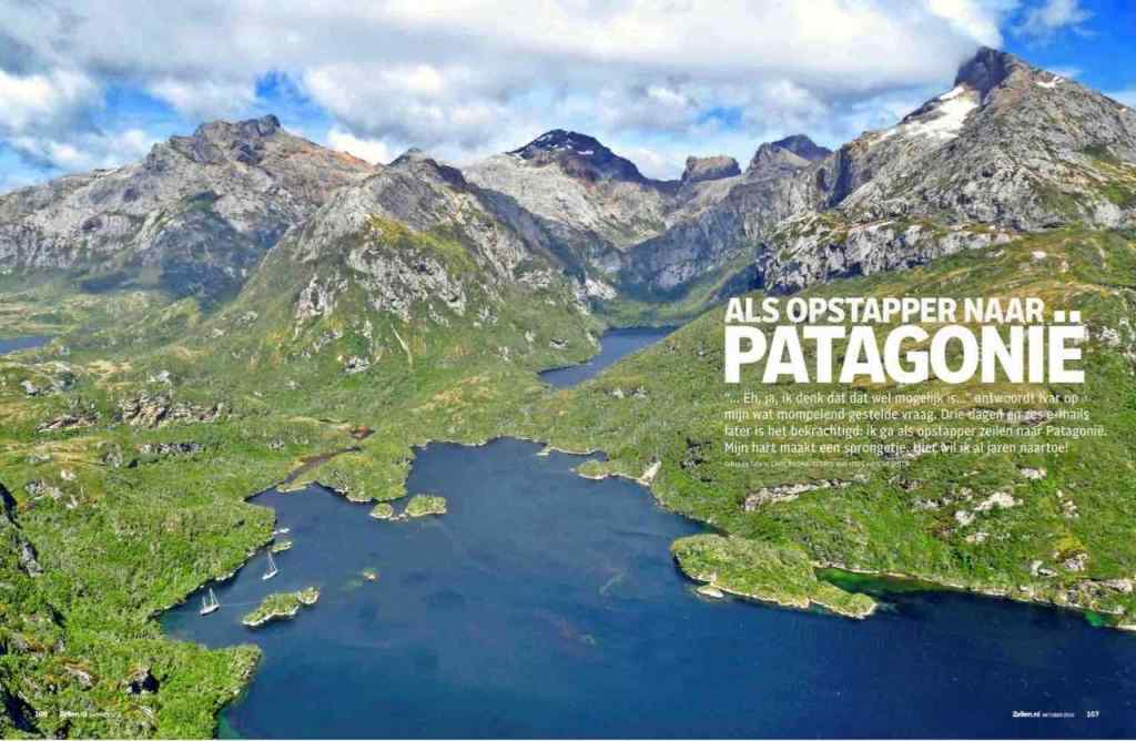 Article 11: in Zeilen 2019/10 about Patagonia