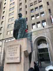 Santiago memorial
