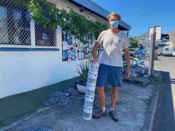 Seajet sponsors new eco-premium antifouling paint