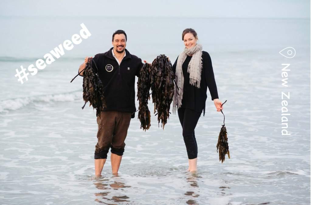 Smart with Seaweed (NZL)