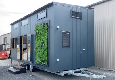 Tiny House Builders deliver a new home every month