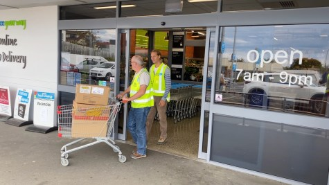 Rescuing food from the supermarket