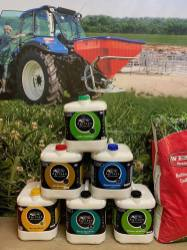 Some of AgriSea's products