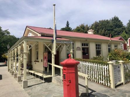 Arrowtown's Victorian-style postoffice