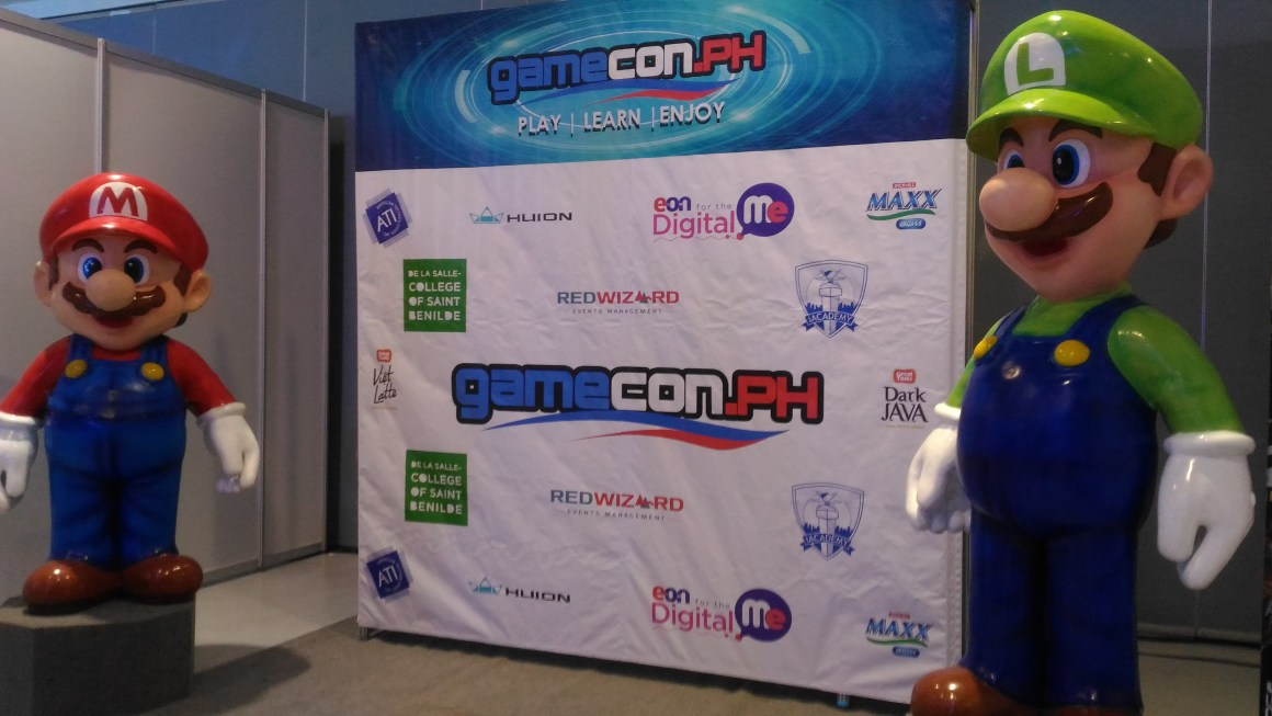 What you missed – GameConPH 2017!
