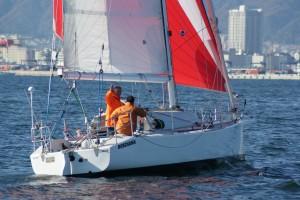 Sailing Osaka