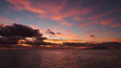 Sunrise departing Chivato