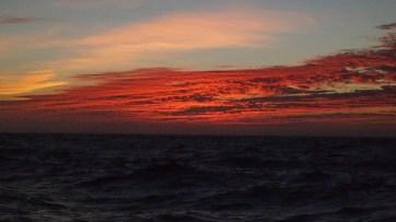 Sunsett before san carlos