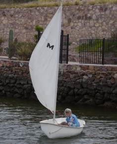 Dinghy Sailor