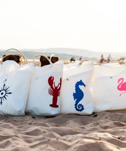 Marine shopper bags