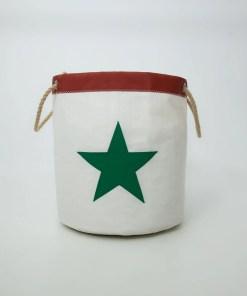 green-star- storage-bucket