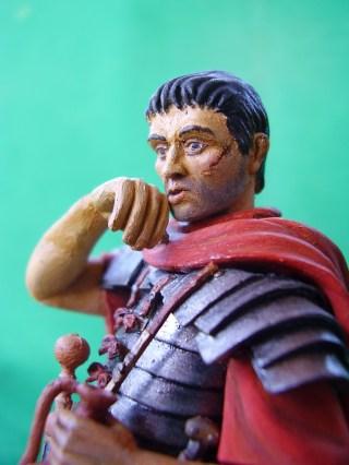 Legionario romano, I sec - Roman legionnaire, I sec A.D.. d.C.