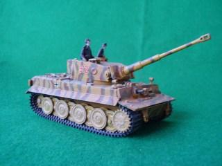 """Carro armato """"Tiger"""", Russia 1944 - Tank """"Tiger"""", Russia 1944"""