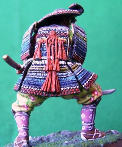 Samurai, XV sec. - Samurai, 15th century