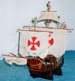 Vista delle vele - A view of the sails
