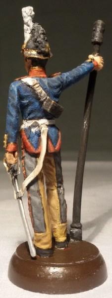 Artigliere a cavallo, Gran Bretagna 1815 - Horse-gunman, Great Britain 1815