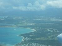>We've landed in the British Virgin Islands!