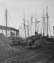 Loading Coal Keystone Mast UCR (2)