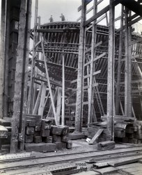 Note the close spacing of the frames to provide strength for ice-breaking. Photo: Tyne & Wear Archives & Museums #467287