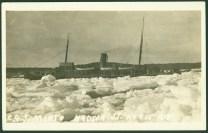 Minto in Hudson Bay, summer 1915