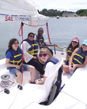 Sail To Prevail Confidence Cool Camp