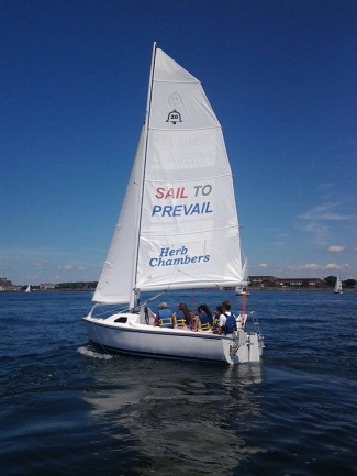 2015 Newport Sailing
