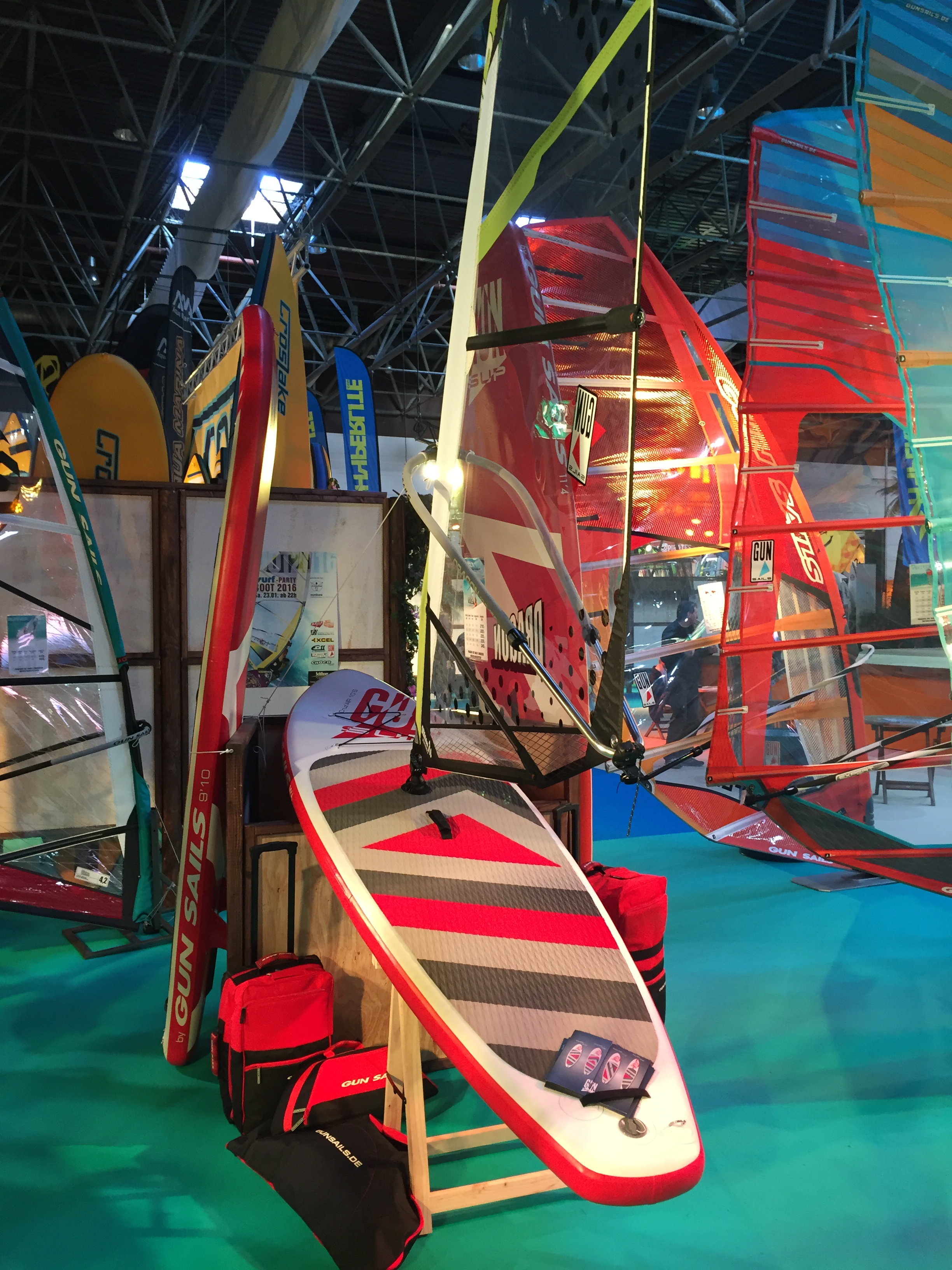What's cool at Boot Dusseldorf | Sail Wildling