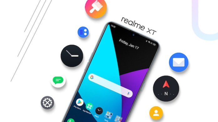 Smooth Scrolling Features Can Be Seen in Realme Phones, Realme UI Feature
