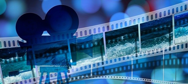 QR Code scanner technology to watch movies