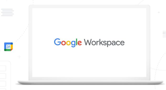 Top Google Products List in Google Workspace