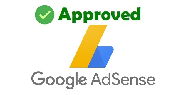 How to Google Adsense Approved