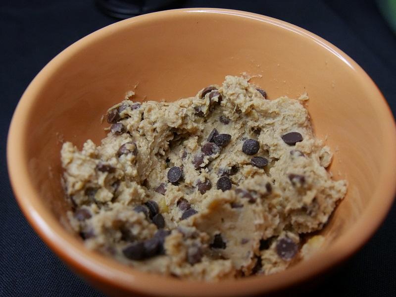 Cookie Dough aux pois chiches - «Cookie Dough» aux pois chiches
