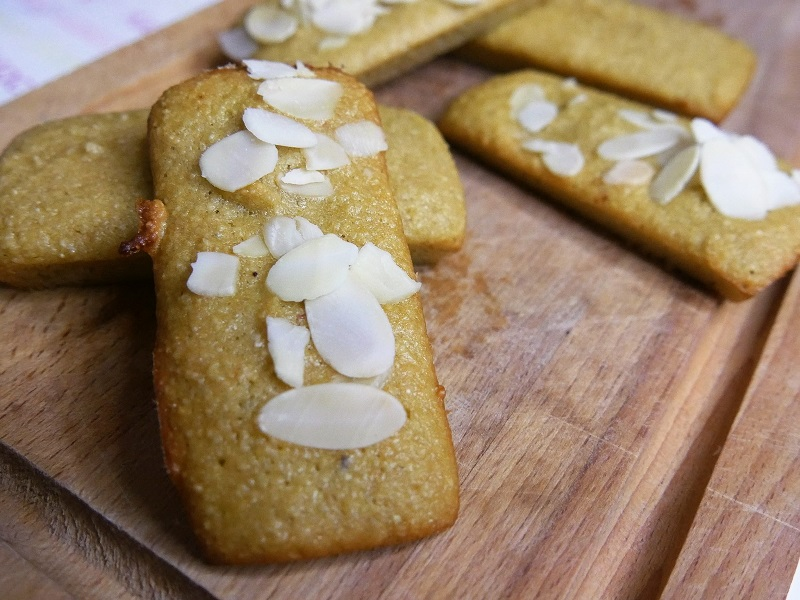 Gateaux aux amandes faibles en sucre - Gâteaux aux amandes faibles en sucres