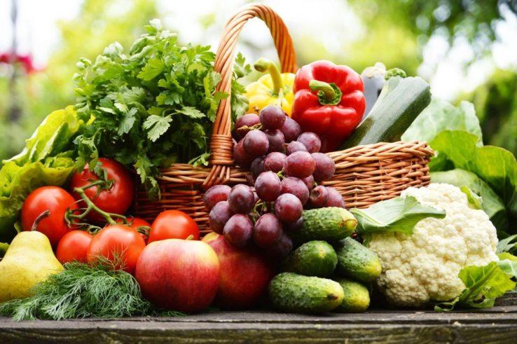Fruits et légumes bio : santé impact