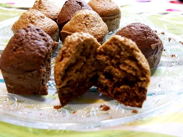 Mini pains dépices au son davoine 4 - Coup de cœur de Janvier : Pain d'épices au son d'avoine