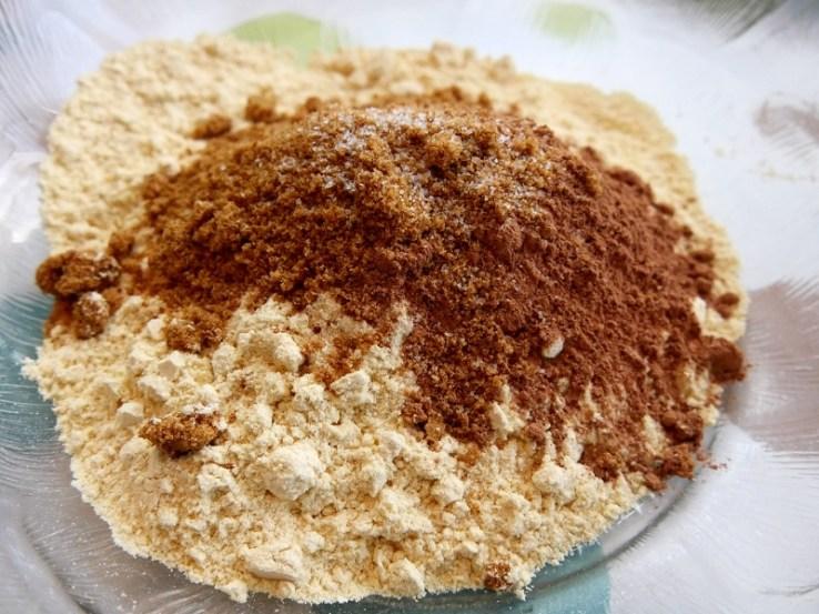 Cookies à la farine de pois chiches Ingrédients étape 1 - Coup de cœur de Février : Cookies à la farine de pois-chiches
