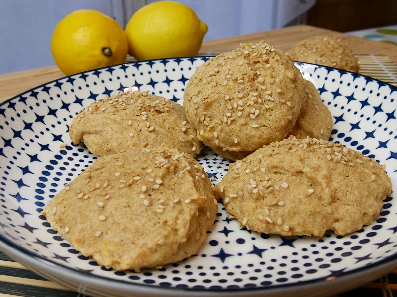 Gâteaux moelleux au citron